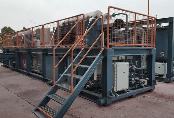 環保型廢油泥處理設備