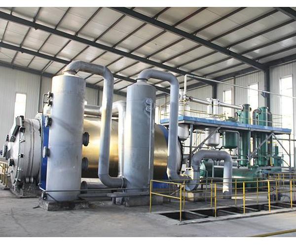 廢油蒸餾再生設備價格
