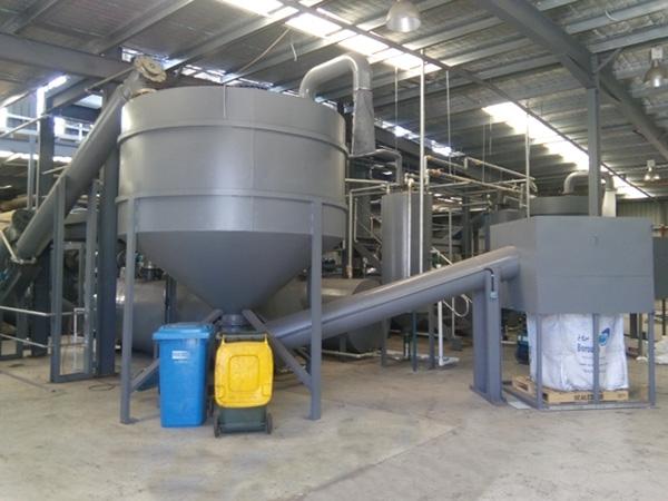 廢油泥處理再生設備生產廠家