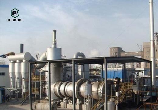 危險廢棄物焚燒設備